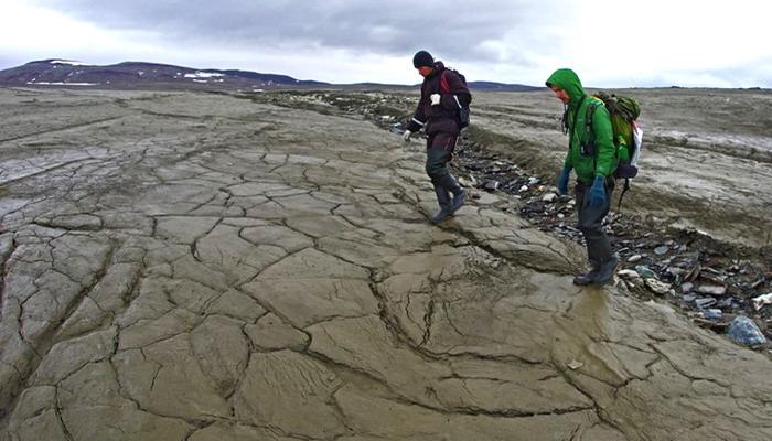 Desaparece otro gran lago en el mundo ahora en Rusia deja desconcertados a los geólogos y científicos Lago7