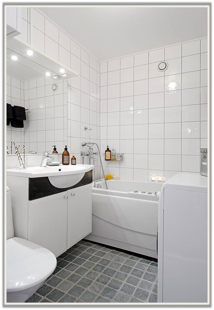 Pics of creative wings smart look in sweden - Piastrelle bianche bagno ...
