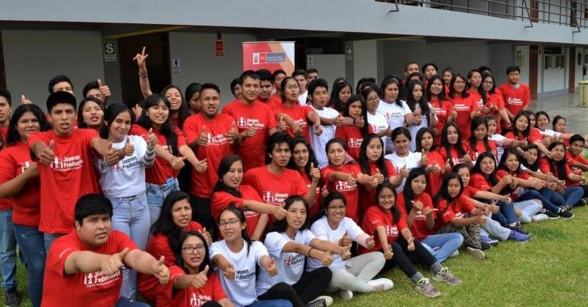Ministerio de Trabajo ofrece este martes 635 becas de capacitación a jóvenes de Lima sur