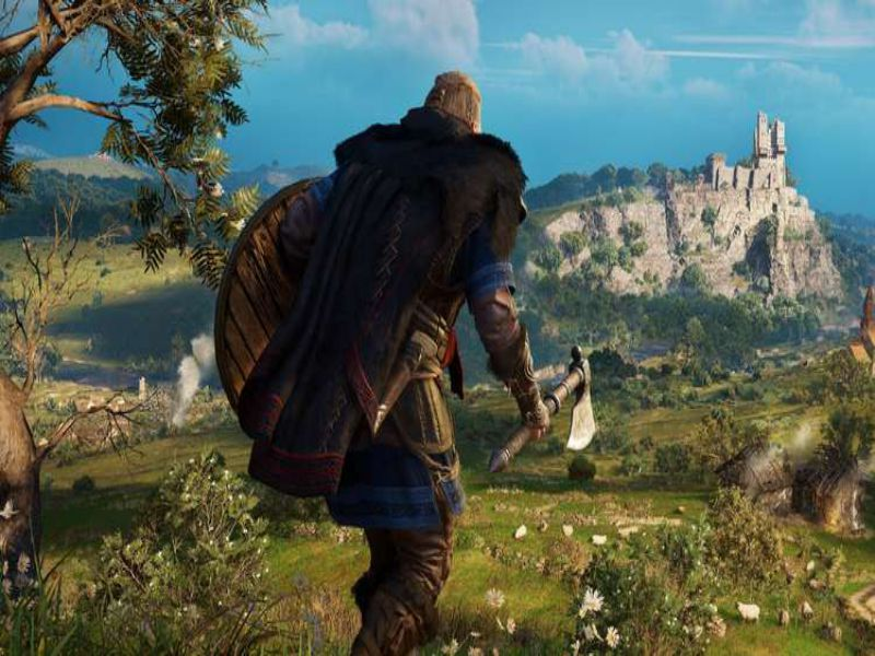 Download Assassin's Creed Valhalla Game Setup Exe