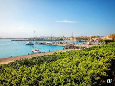 Marina in Ortigia, Siracusa | Sicily, Italy | wayamaya