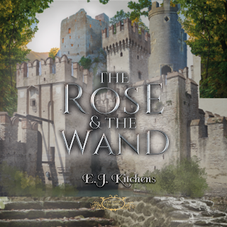 Audiobook cover The Rose and the Wand