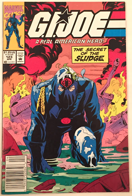 Marvel Comics #123, Cobra Commander