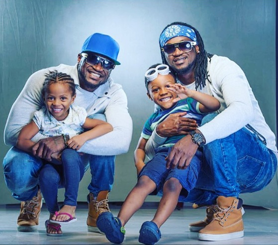 Twin Singers, Rudeboy And Mr P Celebrate Their Birthday With Cute Photos
