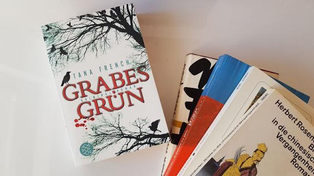 Lieblingsbuch Tana French Grabesgrün