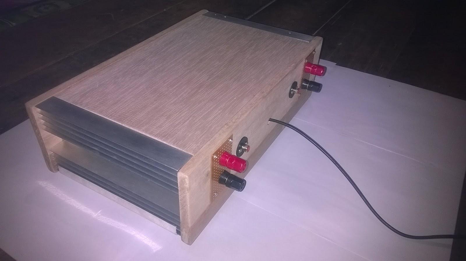 win wan audio amplifier kayu ocl150 inside. Black Bedroom Furniture Sets. Home Design Ideas