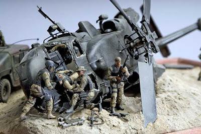 Conheça o maior acervo Militaria em miniaturas do Brasil