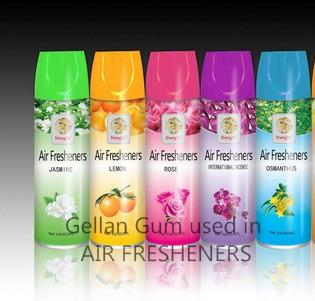 Gellan Gum in AIR FRESHENERS
