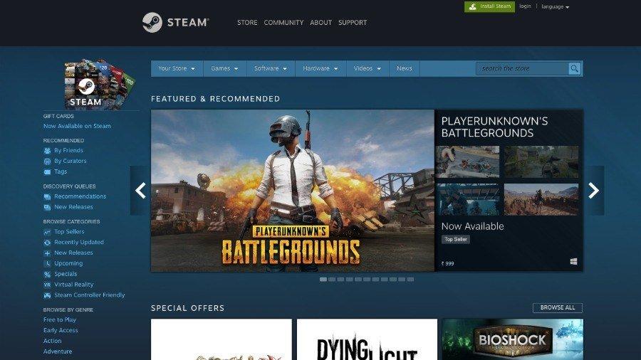 Valve melhora compatibilidade de jogos na Steam com Linux