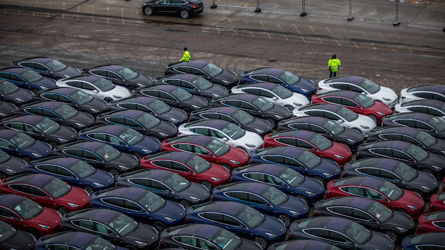 Noruega, el primer país del mundo donde más de la mitad de autos son eléctricos