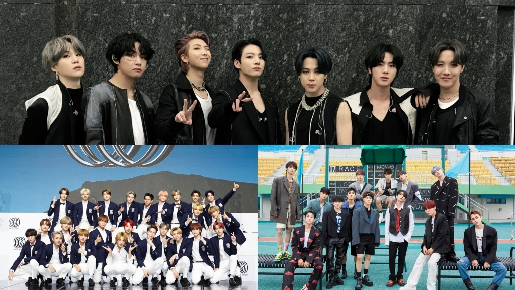 This is The Ranking of K-Pop Boy Groups' Brand Reputation for November 2020