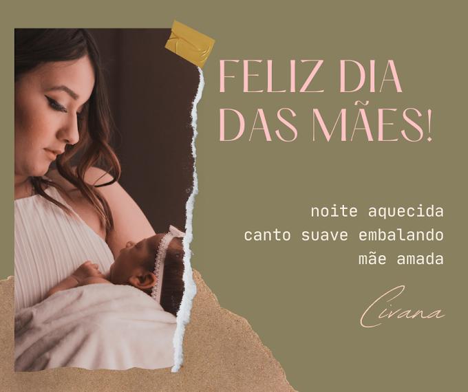 Iluminado Dia das Mães!! (haicai)