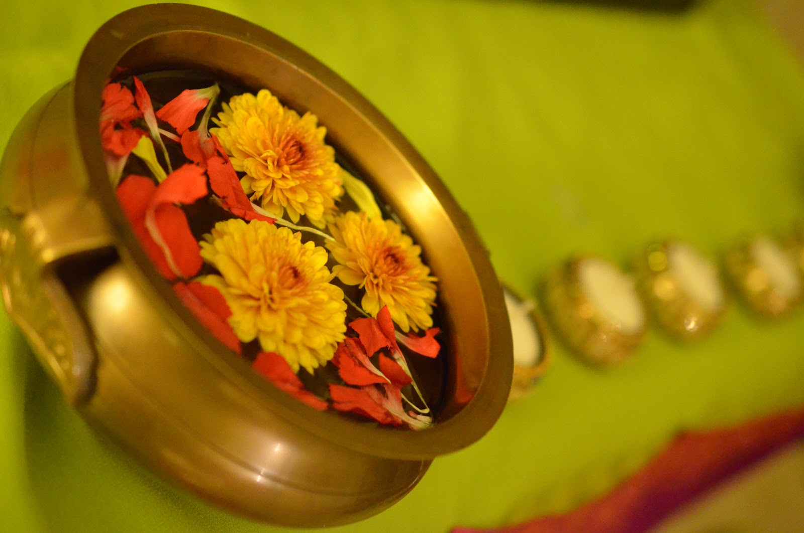Aalayam - Colors, Cuisines and Cultures Inspired!: Diwali ...