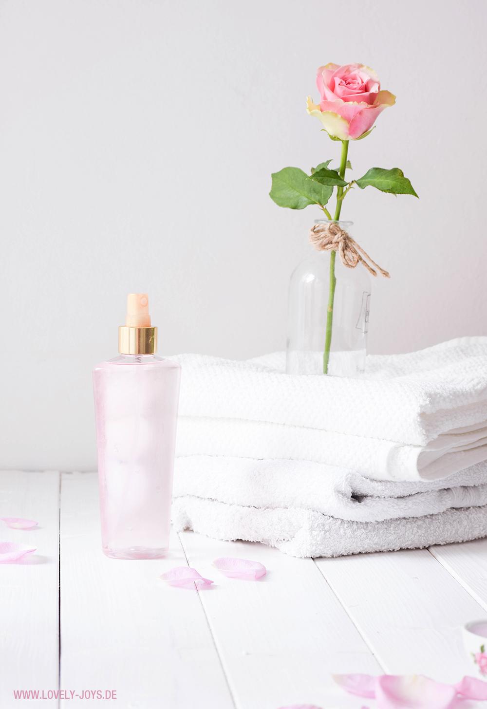 Rosenwasser Gesundheit und Hautpflege Body Spray
