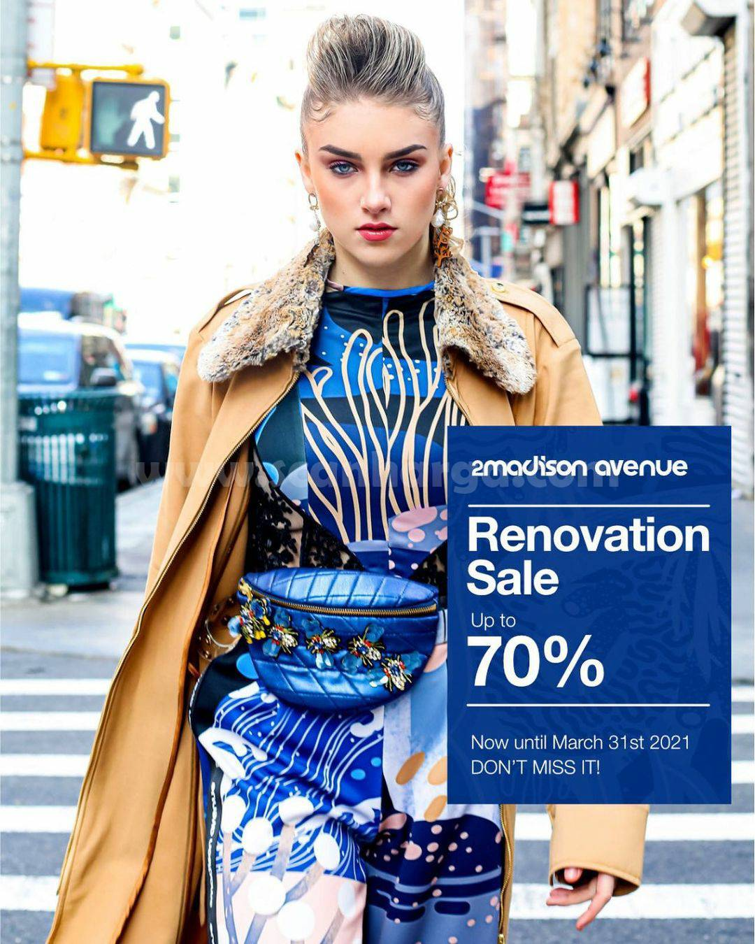 2Madison Avenue Renovation SALE Up to 70% Off
