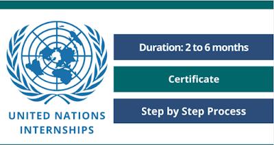 تدريب الأمم المتحدة 2021   شهادة مجانية