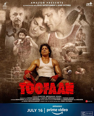 Toofaan Movie 2021: Cast, Release Date Review, Watch Online And Download