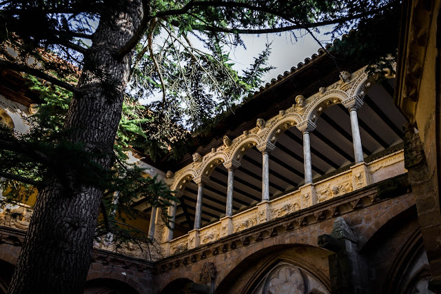 Refugio espiritual de Gustavo Aldolfo Bécquer