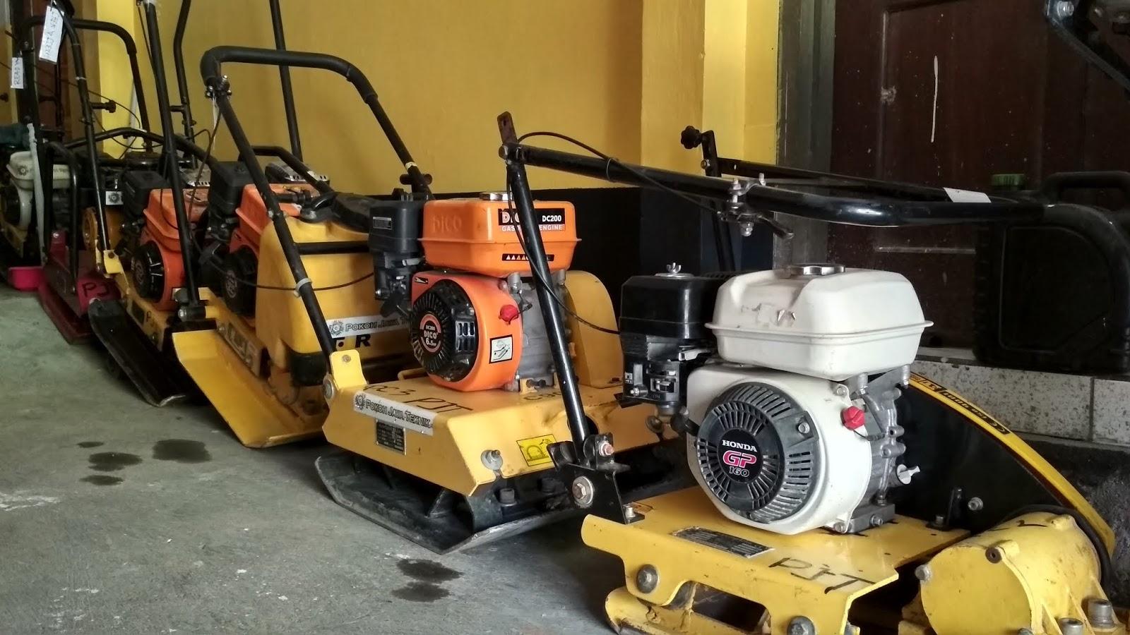 Keuntungan Sewa Stamper Di Pokoh Jaya Teknik