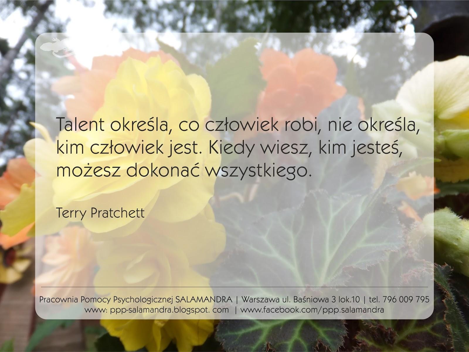 Talent i bycie sobą