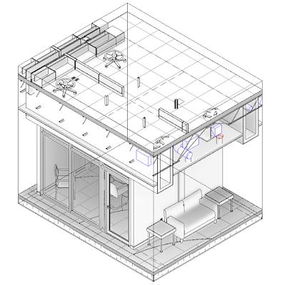 Revit的剖面框提示和技巧插图(7)