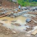 Proyek RSUD Ujung Ladang Kerinci, Terancam Gagal Dan Dikerjakan Dalam Kubangan Air