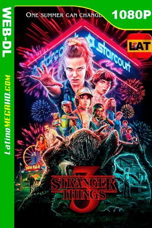 Stranger Things 3 (Serie de TV) Temporada 3 (2019) Latino HD WEB-DL 1080P - 2019