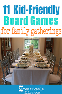 Is the whole family getting together for the holidays and you need board game ideas that both the kids and the adults will enjoy? Make the most of your Thanksgiving dinner or Christmas dinner with these 11 fun family board games. #familyboardgames #boardgames #kids #fun #christmas #gift #holiday