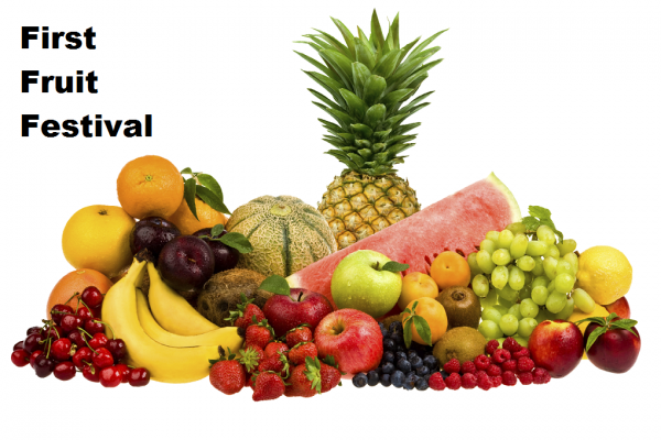 First Fruit Festival