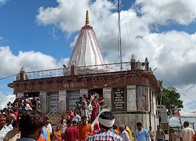माँ शारदा मंदिर मैहर - Maa sharda temple maihar | Maihar sharda mata mandir