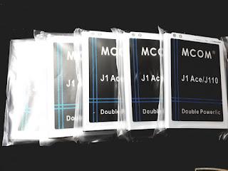 Baterai Samsung J1 Ace J110 S4 Mini i9190 MCOM Double Power IC Protection