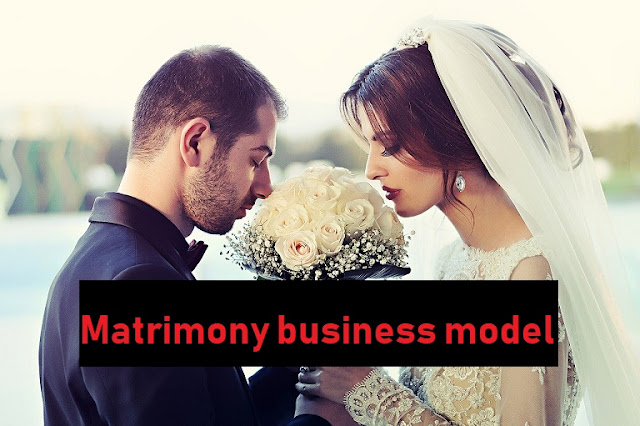 Matrimony business model-Bharat matrimony