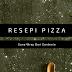 RESEPI PIZZA GUNA KEPINGAN WRAP!