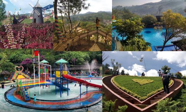 Barusen hills_tempat wisata di Bandung hits dan Instagramable