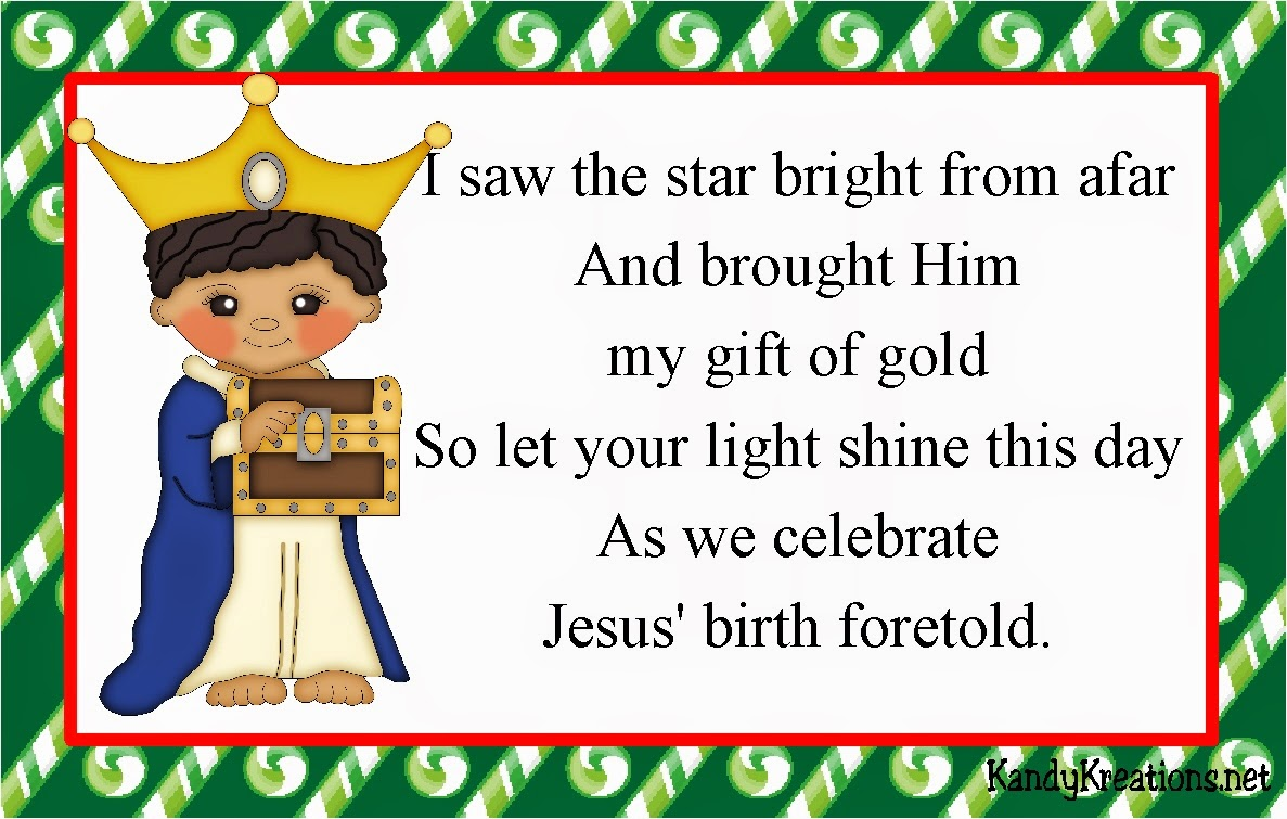 Day 2 of the Nativity Advent Calendar tells of the first wiseman who brought his gift of gold to the Christ child and wants us all to shine and celebrate this Christmas season.