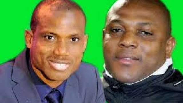 Oliseh demands NFF: 'Pay me while I'm alive'