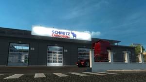 Garage Board Schmitz Cargobull