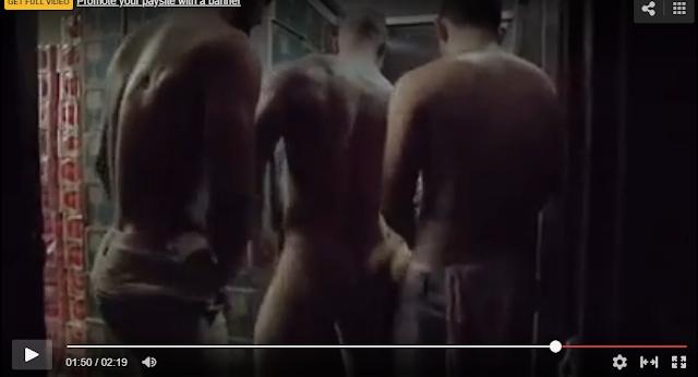 sexo en el sauna eh