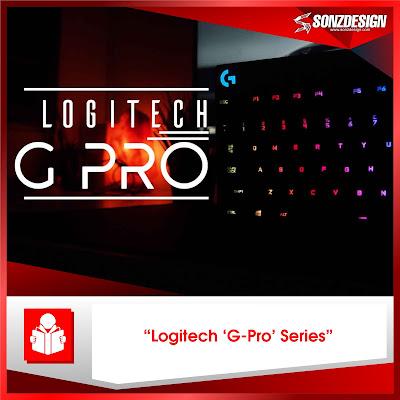 "Logitech ""G-Pro"" Series"