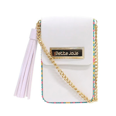 Bolsa Petite Jolie Phone Case Branco/Color