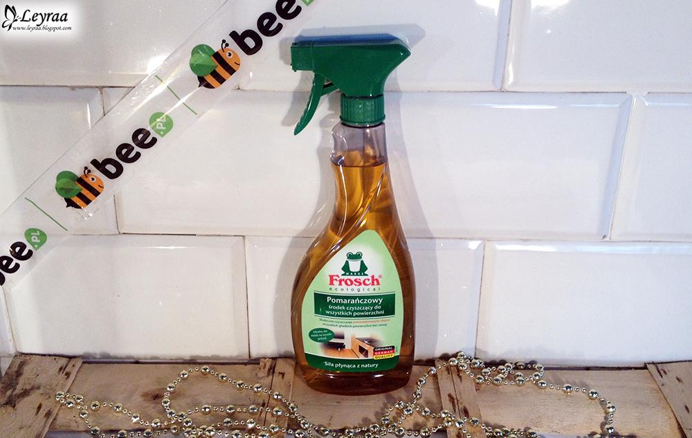 FROSCH Środek czyszczący do wszystkich powierzchni pomarańczowy 500 ml