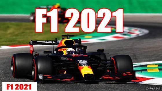 إصدار لعبة الفورملا F1 2021 للكمبيوتر