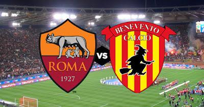 مشاهدة مباراة روما وبينفينتو 18-10-2020 بث مباشر في الدوري الايطالي