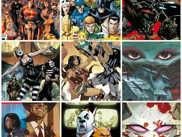Lançamentos: Panini Comics - DC Comics, Vertigo, Hanna-Barbera e Young Animal