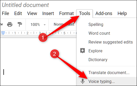 voice-typing-tool-in-google-docs