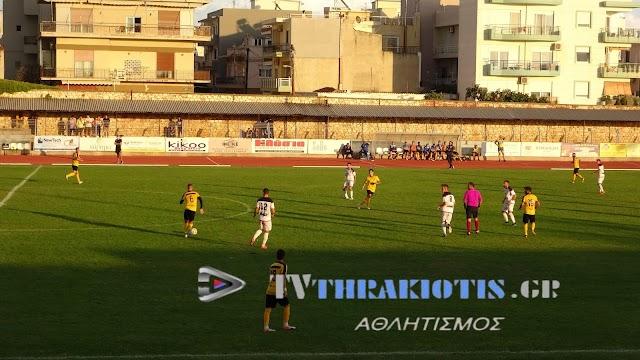 Το απόλυτο η Αλεξανδρούπολη FC 2χ2 (ΒΙΝΤΕΟ)
