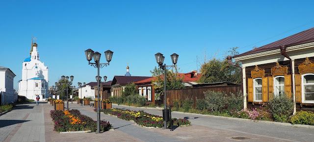 Улан-Удэ, Соборная улица