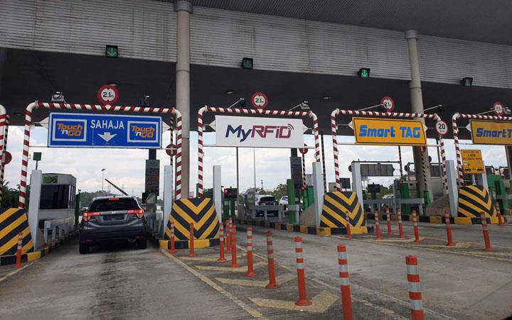 Tambah-Nilai di Exit Tol PLUS Dihentikan Mulai 5 November 2019