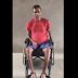Deficiente do distrito de Angico em Mairi, pede ajuda para comprar cadeira motorizada