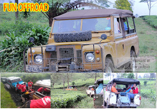 Paket Offroad Ciater
